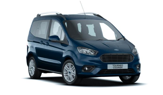 Ford Tourneo Courier automobilio nuoma